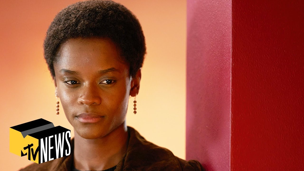 Letitia Wright on 'Mangrove' & Being Her Own Advocate | MTV News