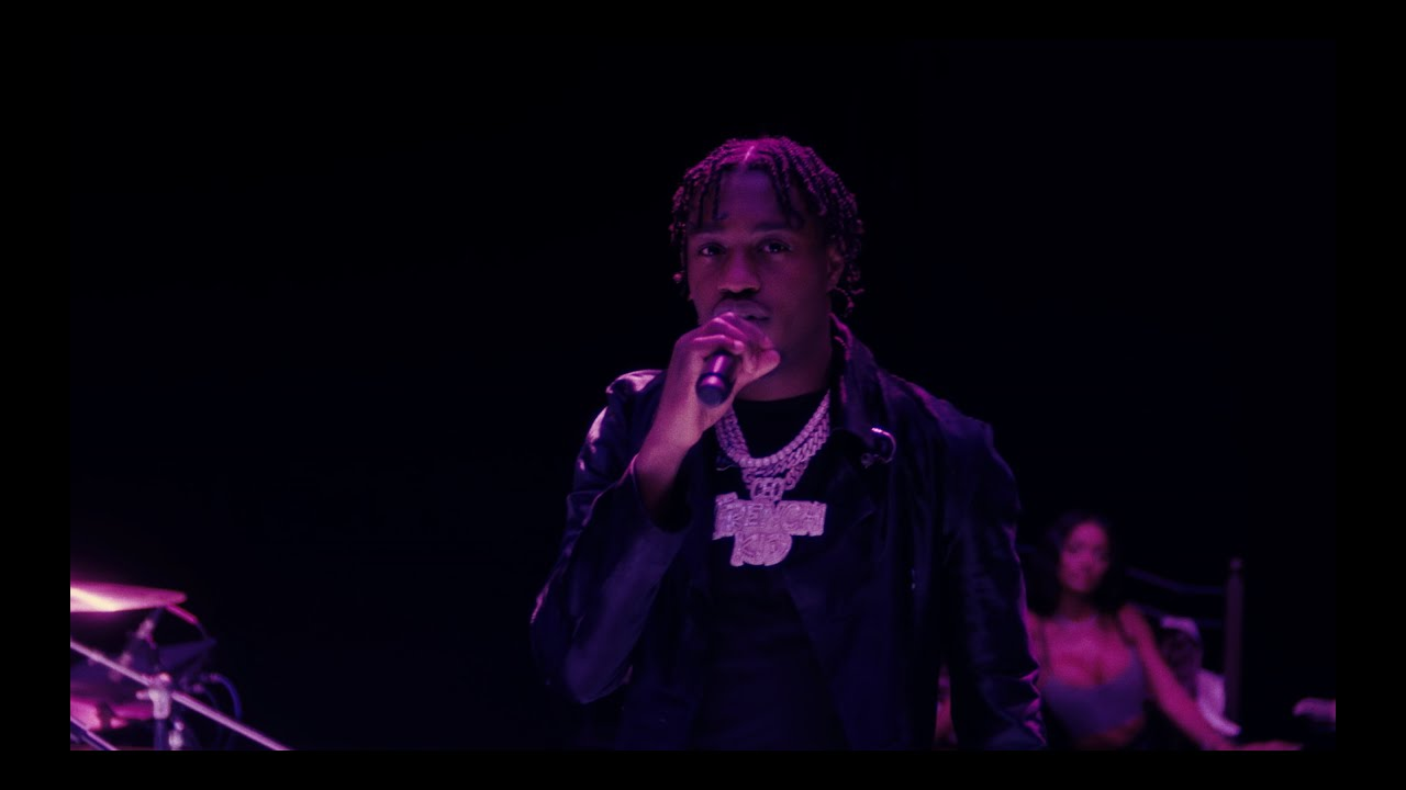 Lil Tjay & 6LACK – Calling My Phone [Live Performance on The Tonight Show with Jimmy Fallon]