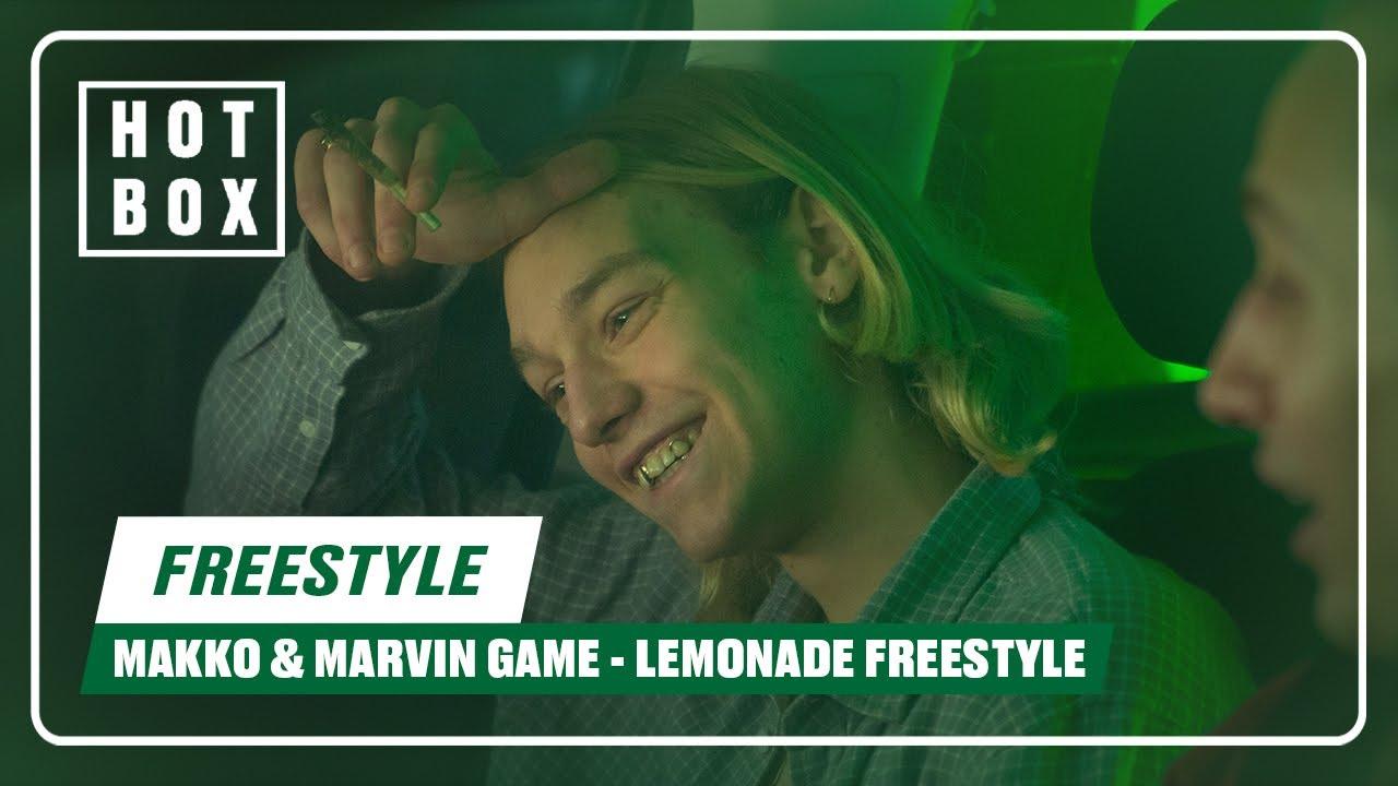 Makko & Marvin Game – Lemonade (@HOTBOX Freestyle) | 16BARS
