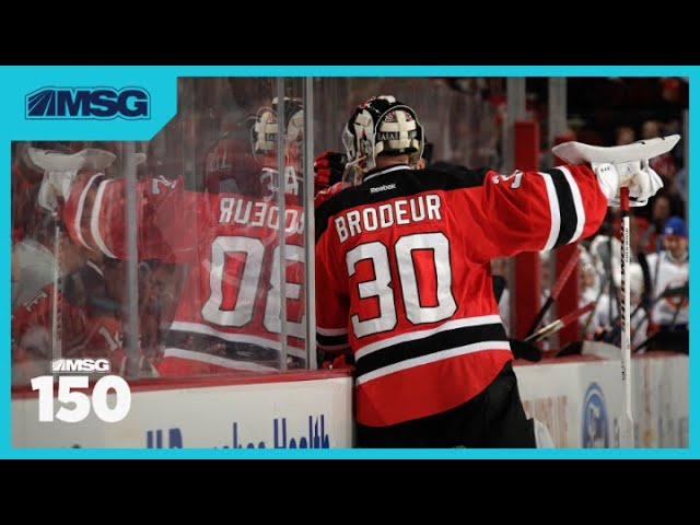 Marty Brodeur Talks New Role With Devils and Potential NHL Return | MSG 150