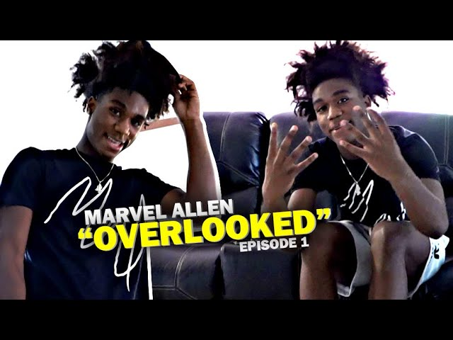 """Marvel Allen """"Overlooked"""" 