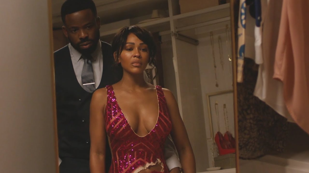Meagan Good Takes A Stand Against Domestic Violence In New Lifetime Movie 'Death Saved My Life'
