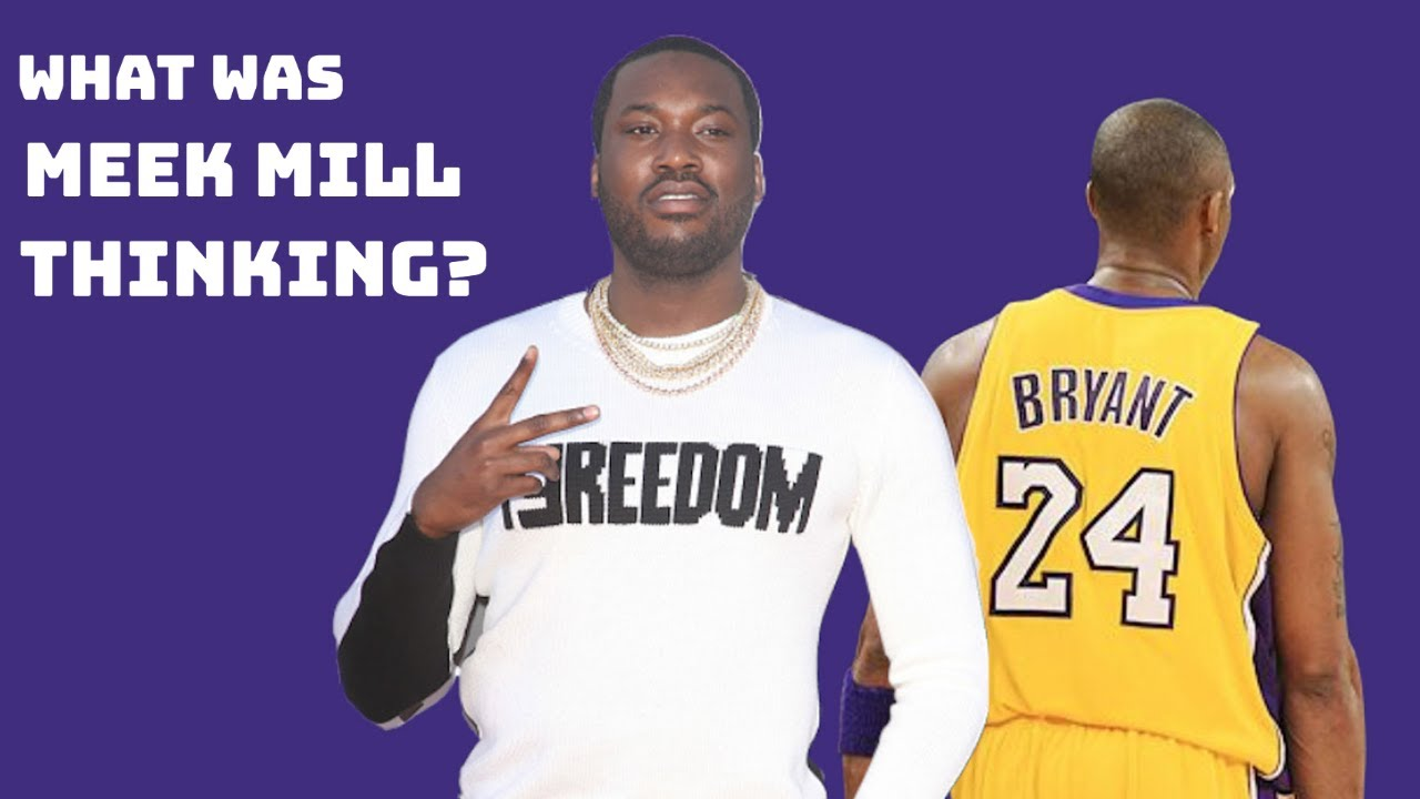 Meek Mill Angers Kobe Fans With New Single