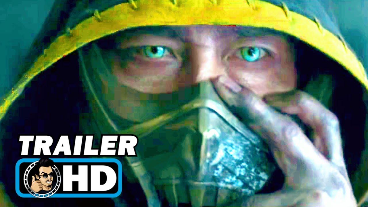 "MORTAL KOMBAT ""Sub-Zero vs Scorpion"" Trailer | NEW (2021)"