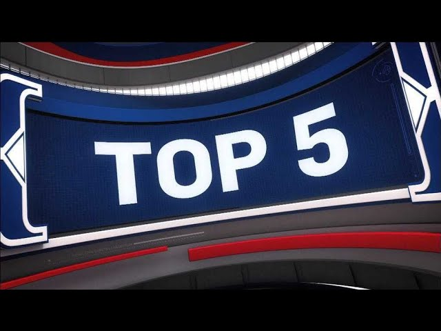 NBA Top 5 Plays Of The Night | March 28, 2021
