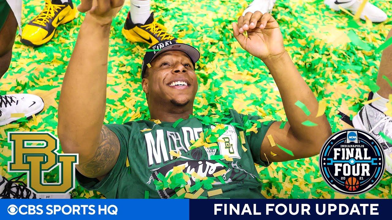 NCAA Tournament: Baylor-Arkansas Recap; Bears make first Final Four since 1950 | CBS Sports HQ