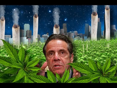 New York Legalizes Recreational Weed