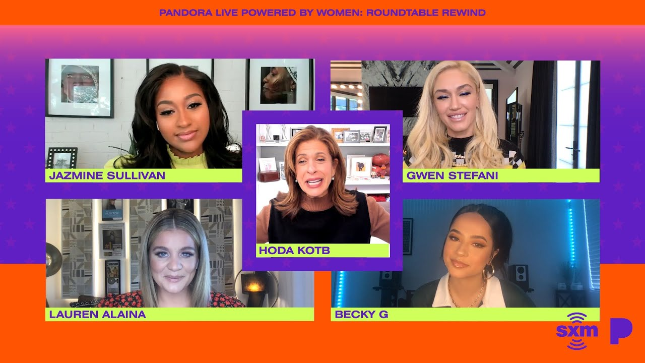 Pandora LIVE Powered By Women Roundtable Rewind