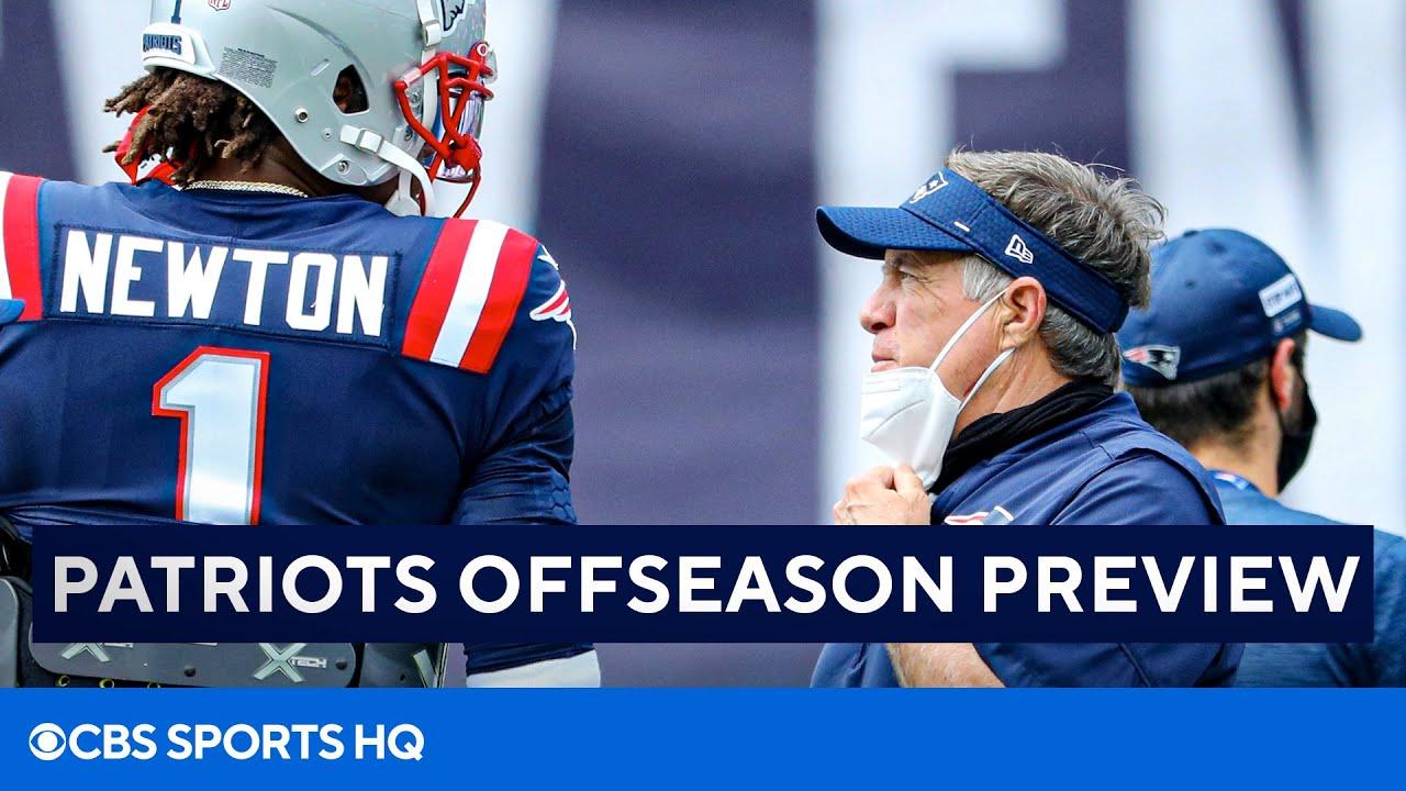 Patriots Free Agency Recap & 2021 NFL Draft Needs | CBS Sports HQ