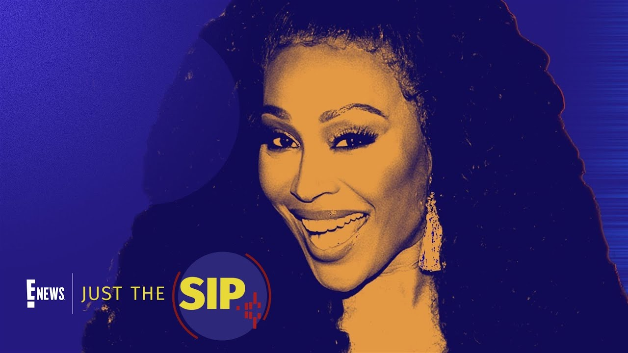 """""""Real Housewives of Atlanta"""" Star Cynthia Bailey Dishes on Finding Love   Just the Sip   E! News"""