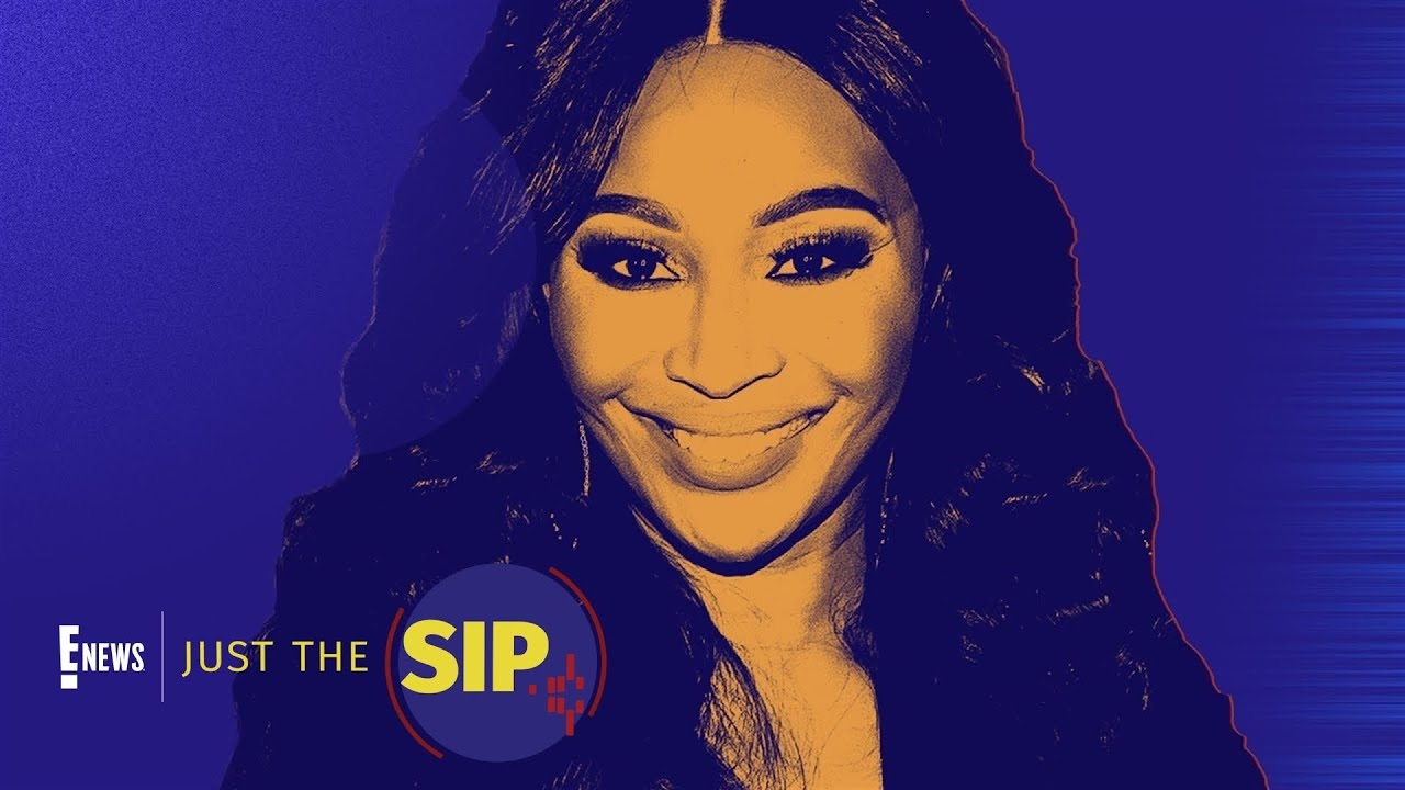 """Real Housewives of Atlanta"" Star Cynthia Bailey Talks Shady Castmates   Just the Sip   E! News"