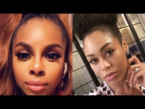 Real Housewives Of Potomac's Monique Samuels Shows Remorse For Fight W/ Candiace Dillard