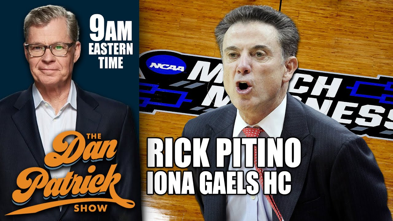 Rick Pitino – I Finally Owned Up to My Mistakes | DAN PATRICK SHOW