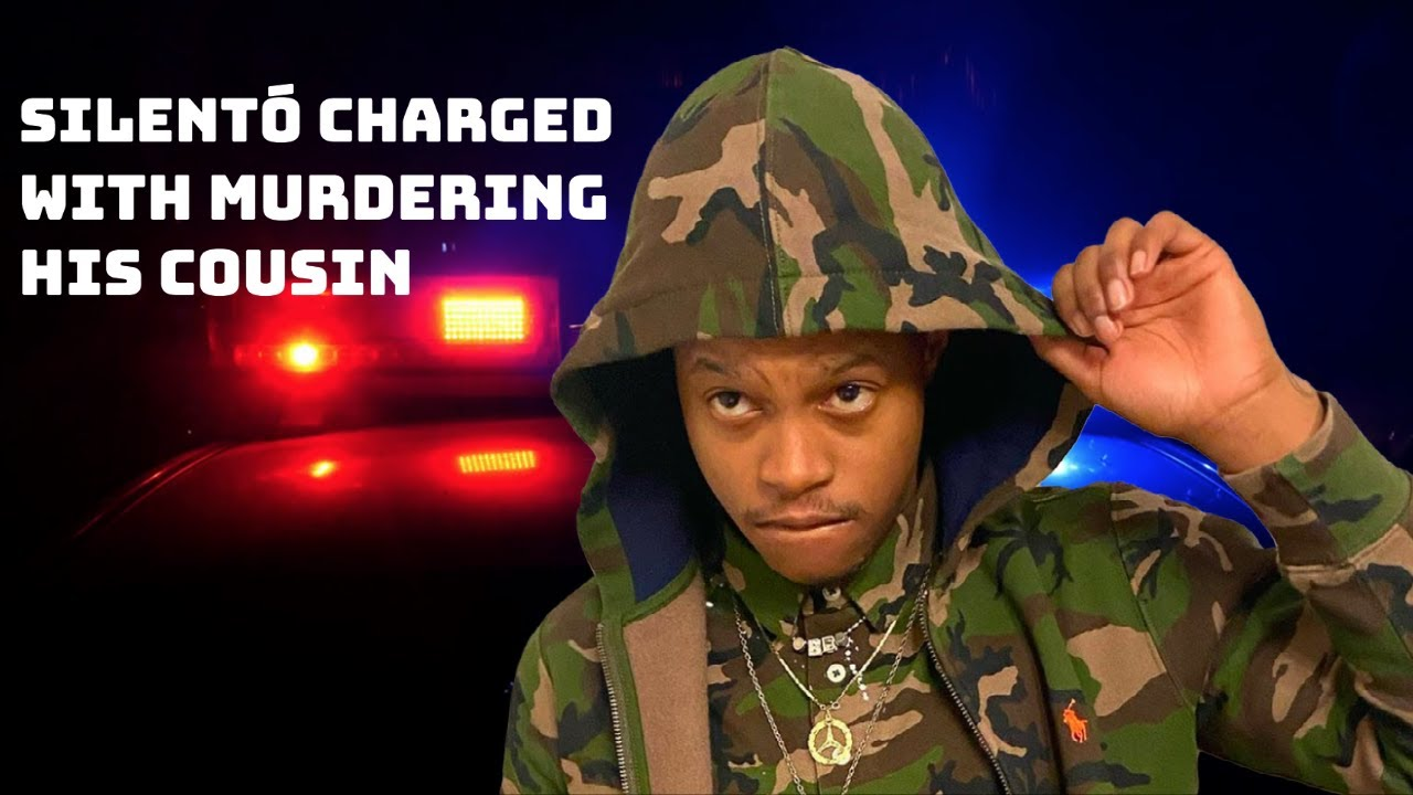 Silentó Charged With Murdering His Cousin … Is Mental Illness To Blame?