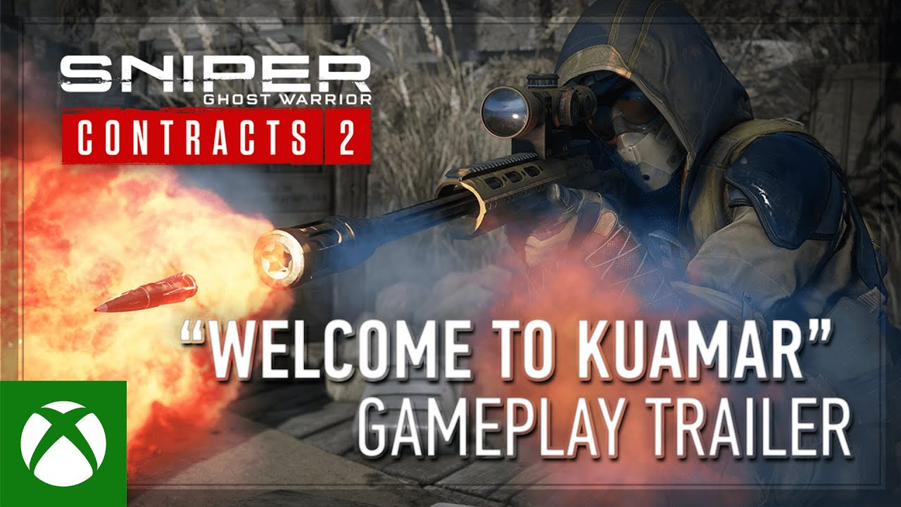 Sniper Ghost Warrior Contracts 2 – 'Welcome to Kuamar' Gameplay Trailer (2021)