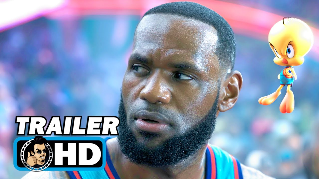SPACE JAM 2: A NEW AGE Trailer (2021) Lebron James