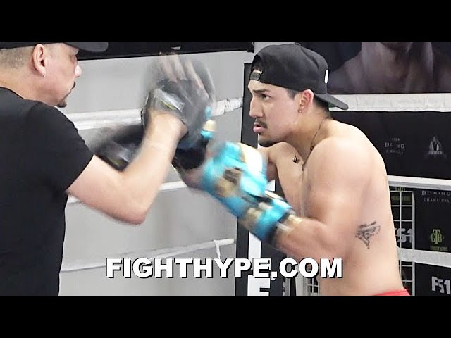 TEOFIMO LOPEZ KNOCKOUT SYMPHONY; SHARPSHOOTING A CLASSICAL CONCERTO FOR GEORGE KAMBOSOS JR.