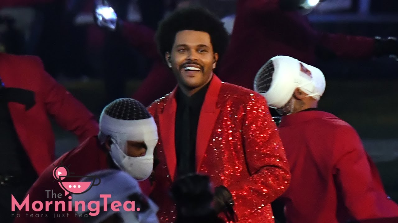 The Weeknd Wows Fans With Super Bowl Halftime Show & Sparks Memes & Celebrity Reactions! | #TMTL