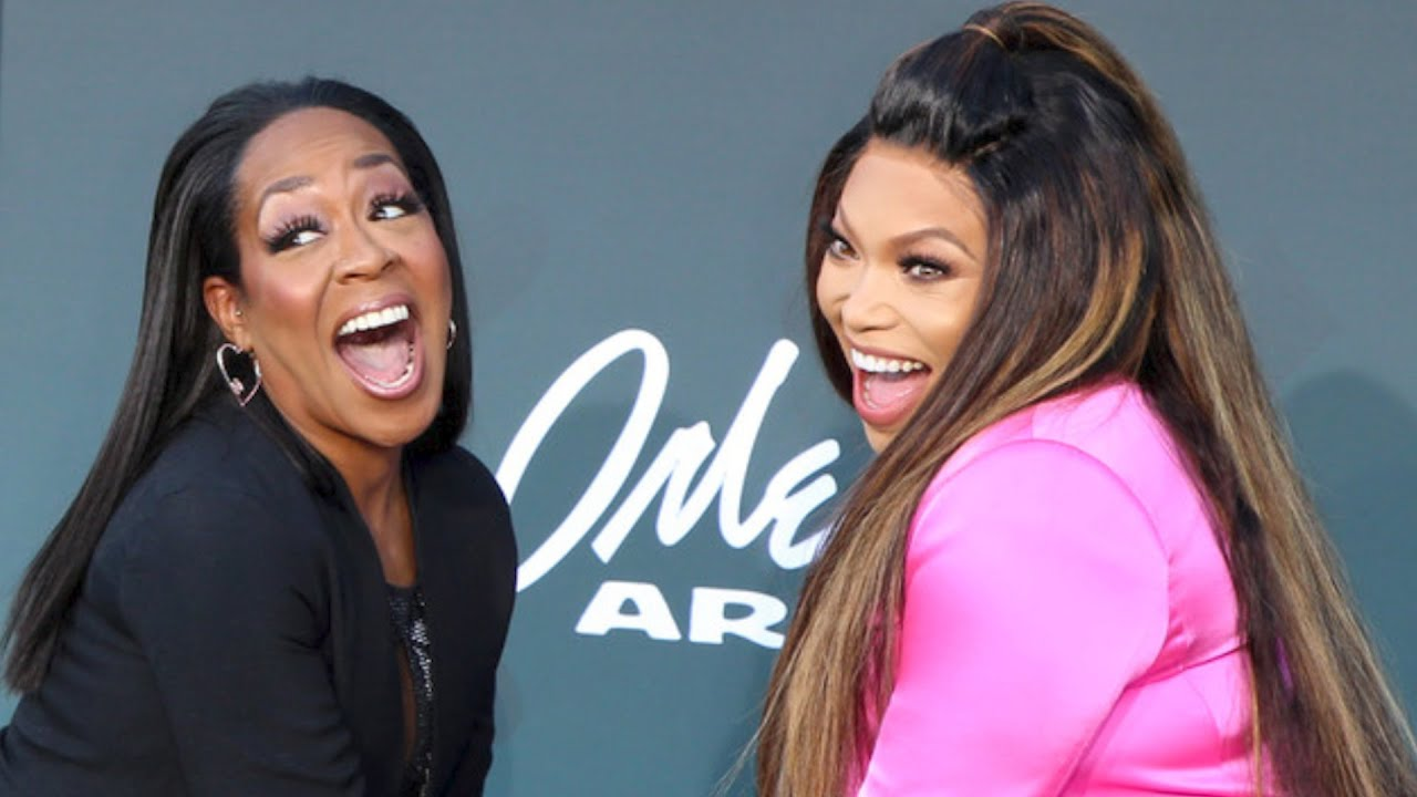 Tichina Arnold Teases New Talk Show With Tisha Campbell