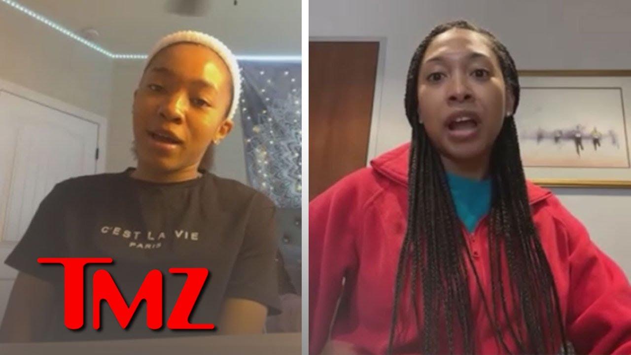 TikTok's Mya Johnson Wishes She Got Fallon Invite But Not Mad at Addison Rae