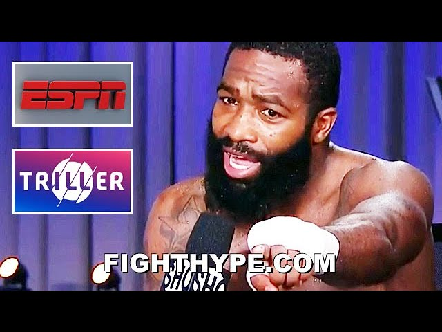 """""""TIRED OF THIS SH*T"""" – ADRIEN BRONER VENTS FRUSTRATIONS; THREATENS TO JUMP SHIP TO ESPN OR TRILLER"""
