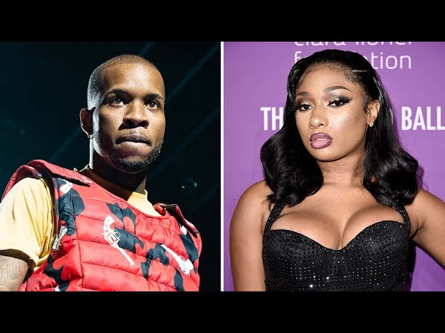 Tory Lanez charged for SHOOTING Meg The Stallion. He faces 22 years & 8 mths  in PRISON if convicted