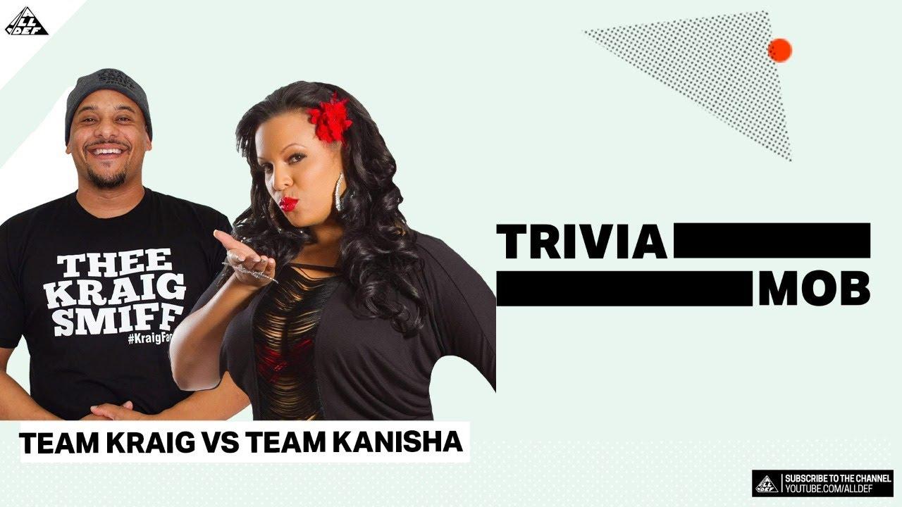 TriviaMob | Kraig Smith vs Kanisha Buss | All Def