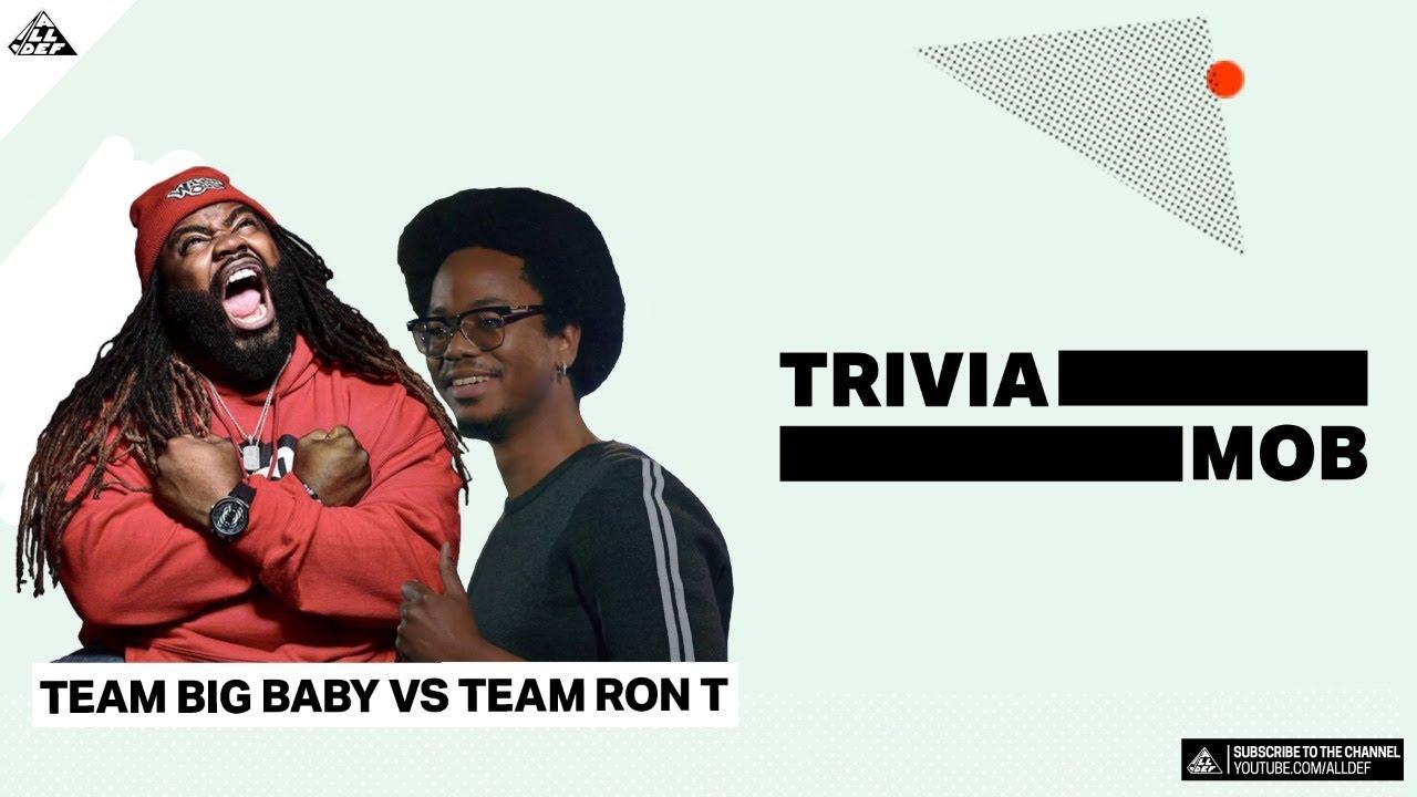 TriviaMob | Ron T vs Big Baby |  All Def