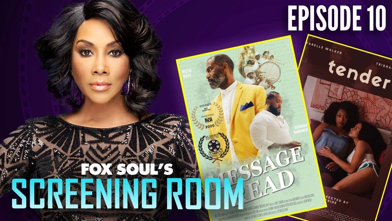 Vivica A Fox Shares Short Films About Romance and Afterlife  | FOX Soul's Screening Room