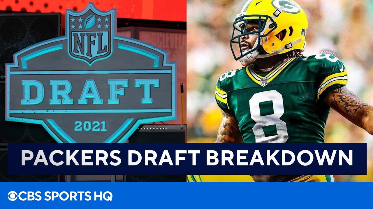 2021 NFL Draft: Breakdown of Packers' Draft Picks   CBS Sports HQ
