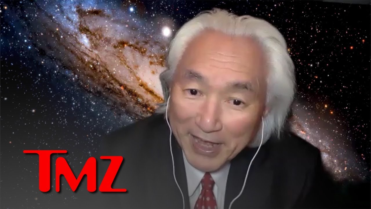 'Ancient Aliens' Dr. Kaku Says New UFOs a Sign of Highly Advanced Aliens, Possibly   TMZ