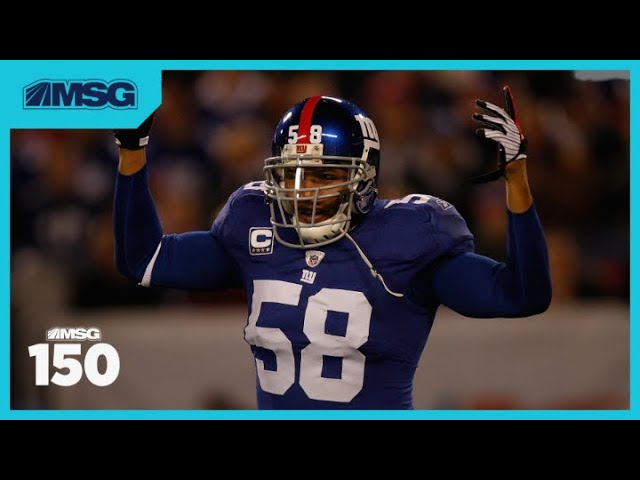 Antonio Pierce Talks Super Bowl Win Over New England Patriots with New York Giants in 2007   MSG 150