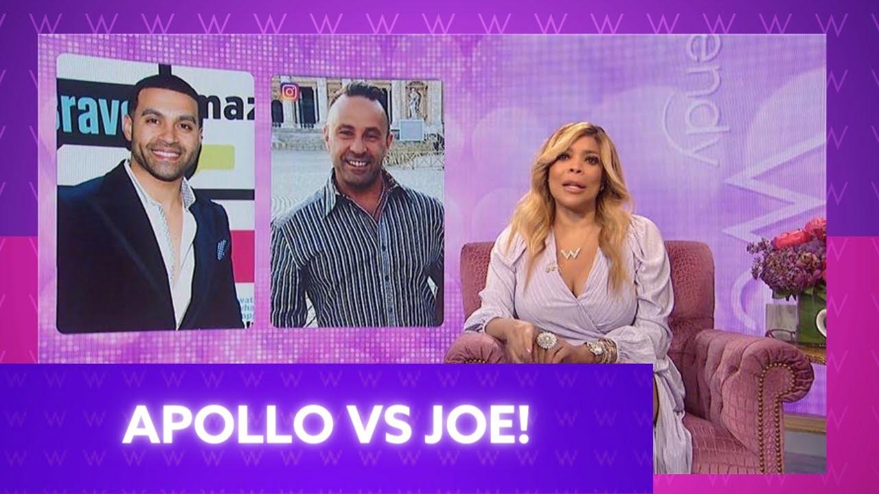 Apollo Nida Challenges Joe Giudice