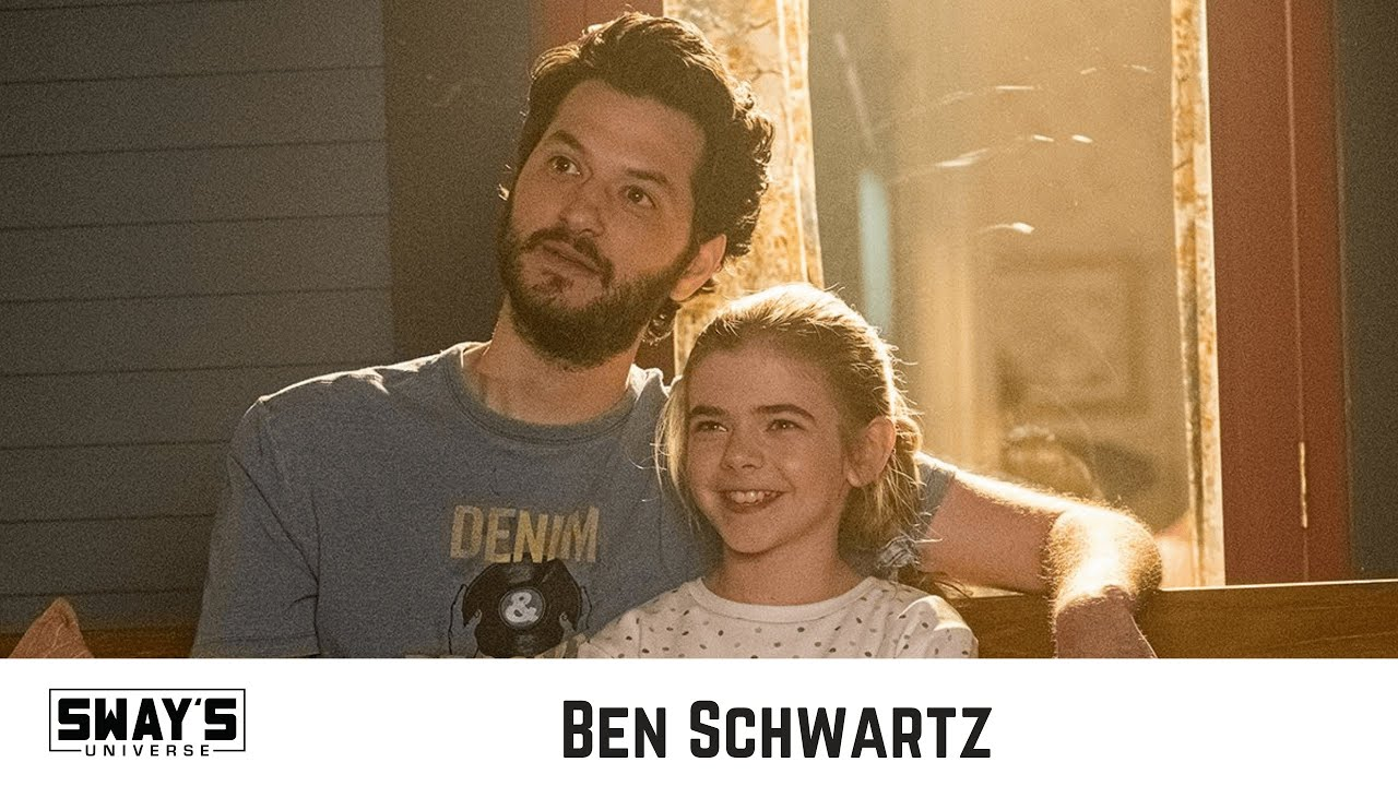 Ben Schwartz Talks New Disney+ Film 'Flora & Ulysses' | SWAY'S UNIVERSE
