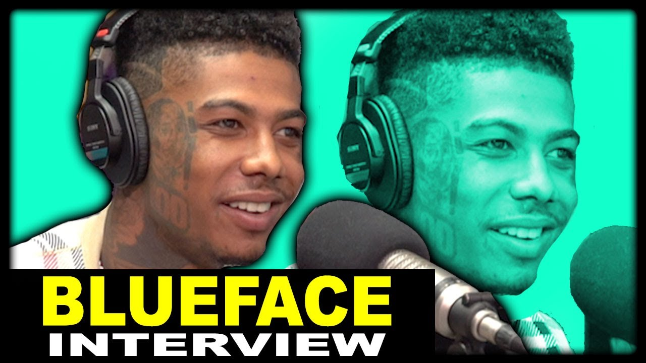 Blueface Explains Why He now Raps on Beat + More