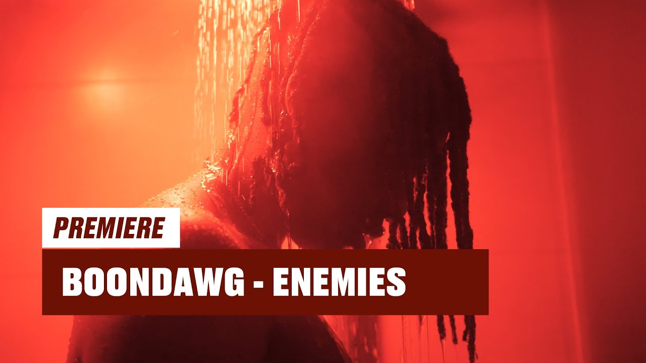Boondawg – Enemies (prod. by Phil Valley)  | 16BARS Videopremiere