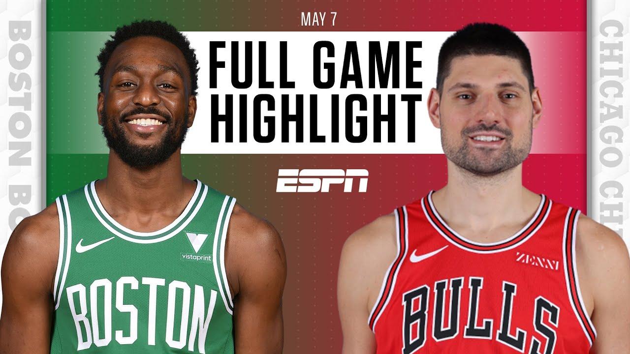 Boston Celtics at Chicago Bulls | Full Game Highlights