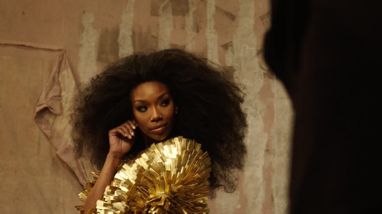 Brandy – Starting Now (Behind The Scenes)