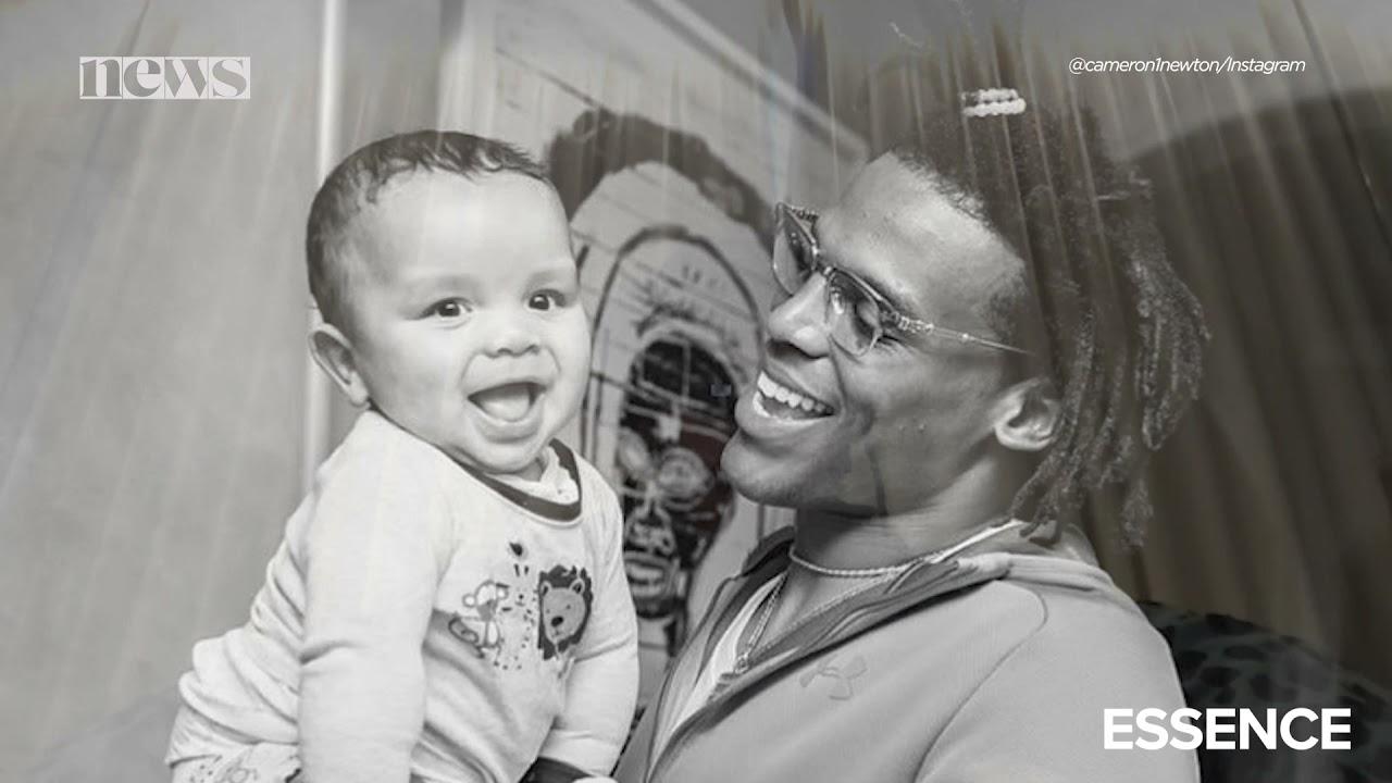 Cam Newton On His Fatherhood Journey