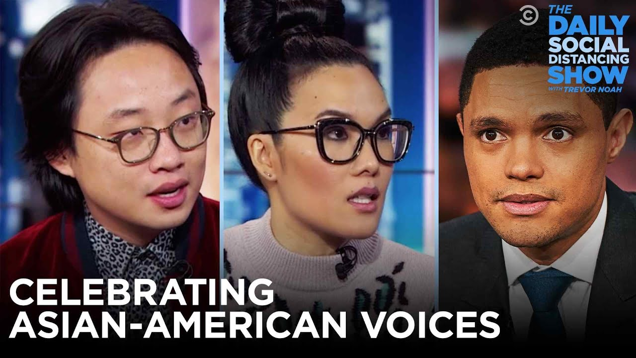 Celebrating Asian-American Voices & Stories | The Daily Show