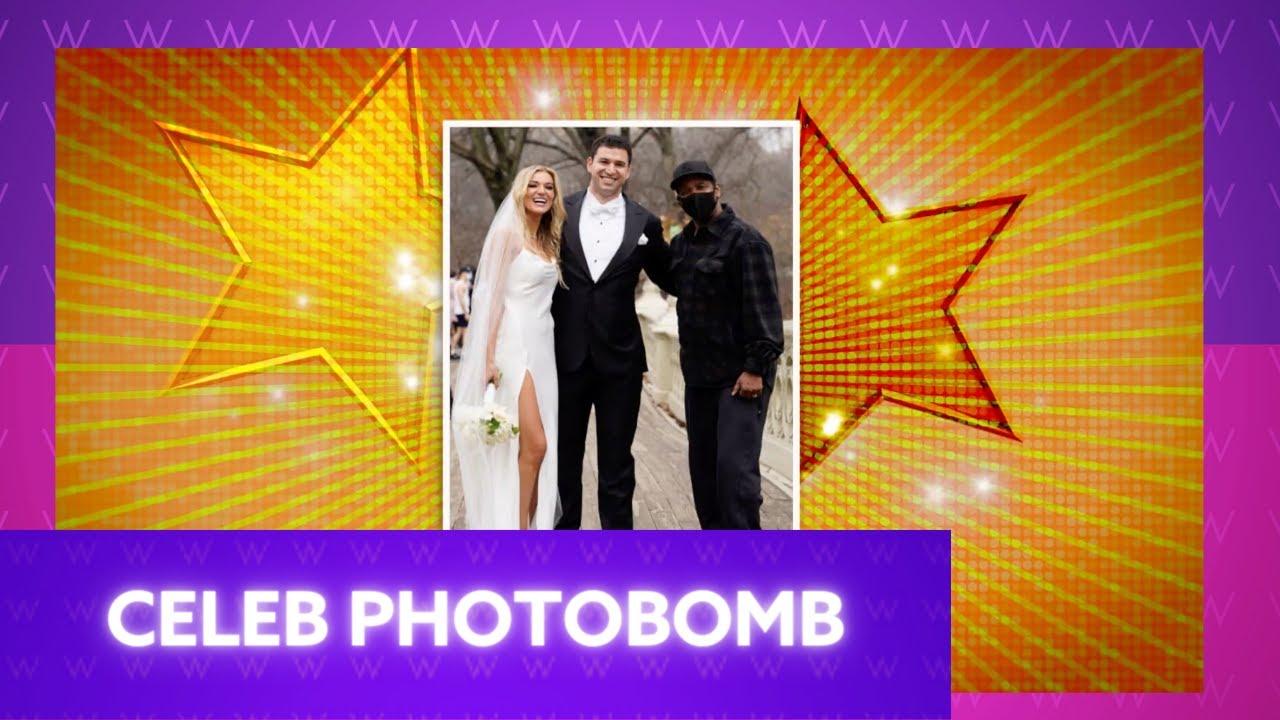 Celebrity Photobomb