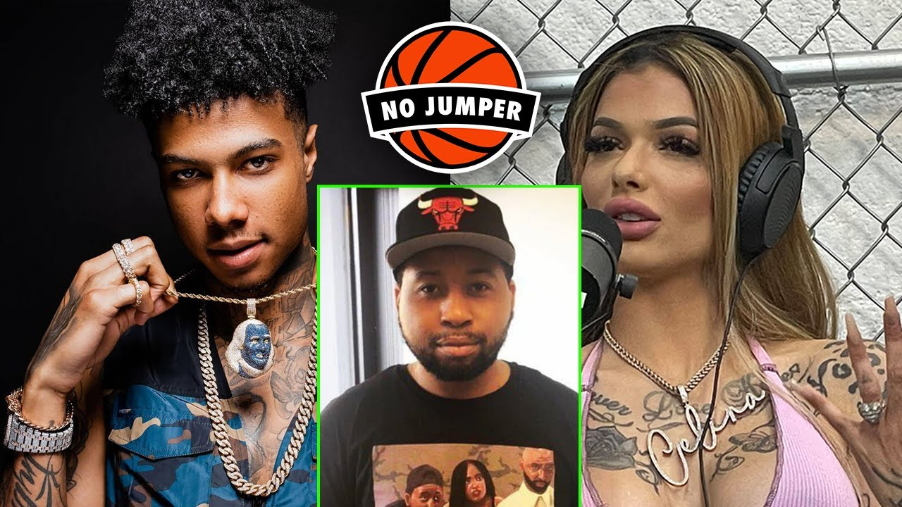 Celina Powell Says She Didn't Do Blueface's Show, Out of Respect for Akademiks