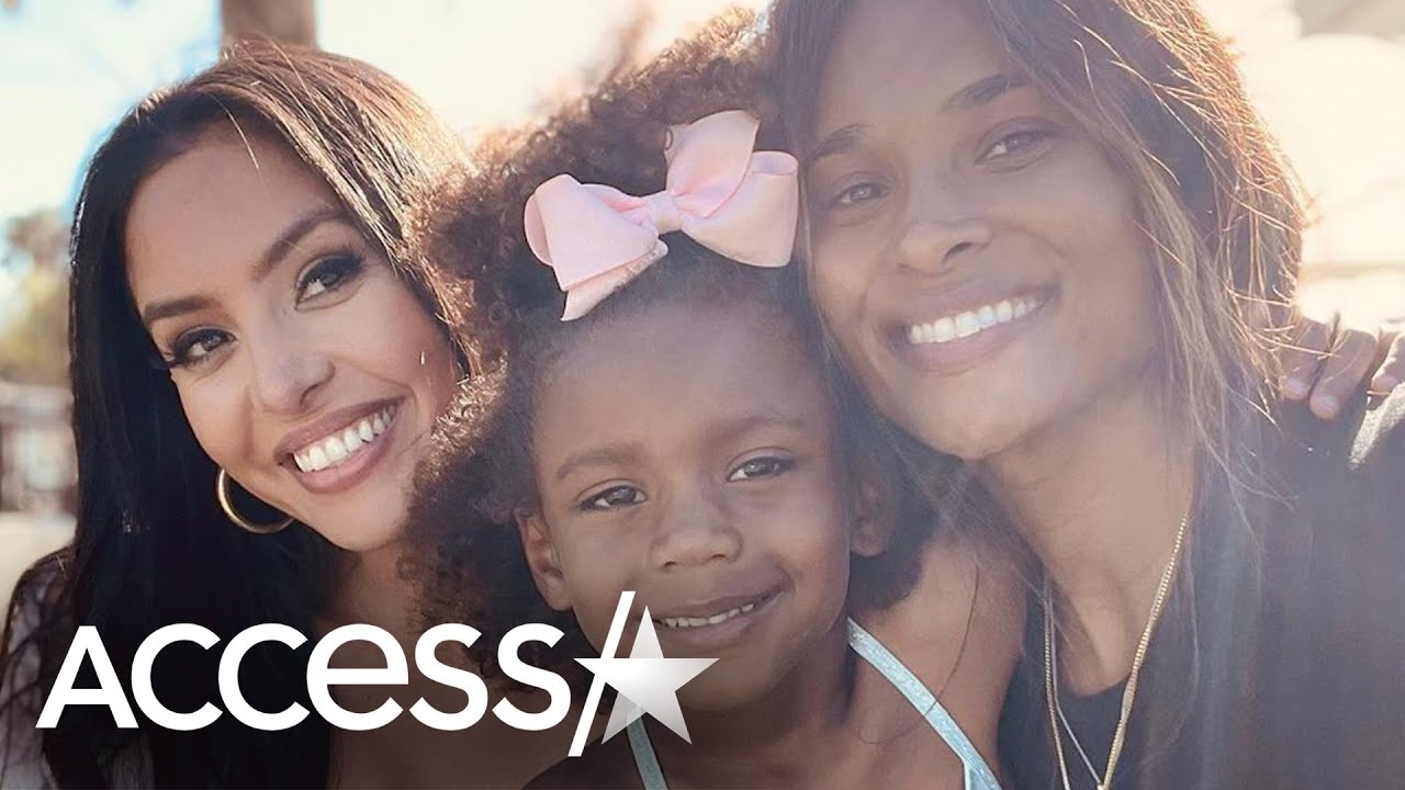 Ciara Spends Daughter's 4th Birthday w/ Vanessa Bryant