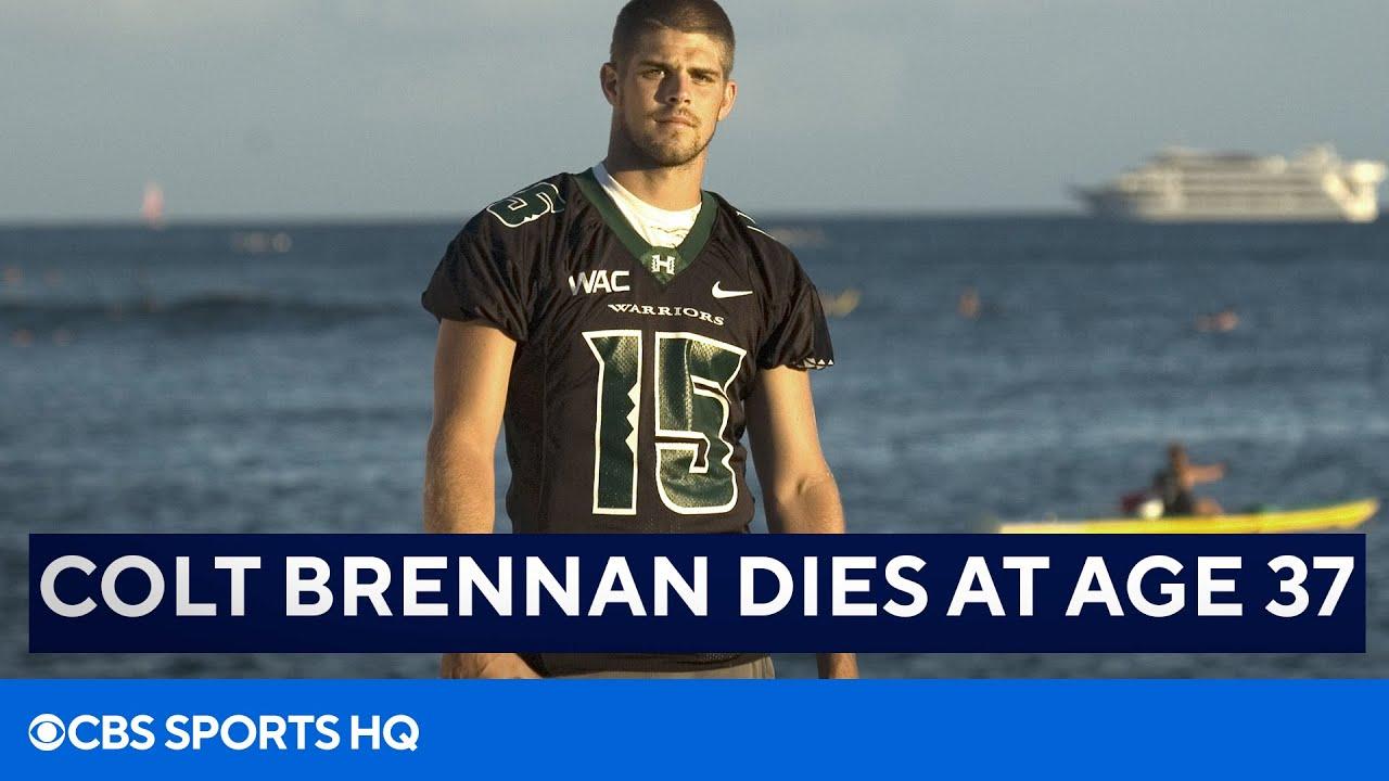 Colt Brennan Dies at Age 37   CBS Sports HQ