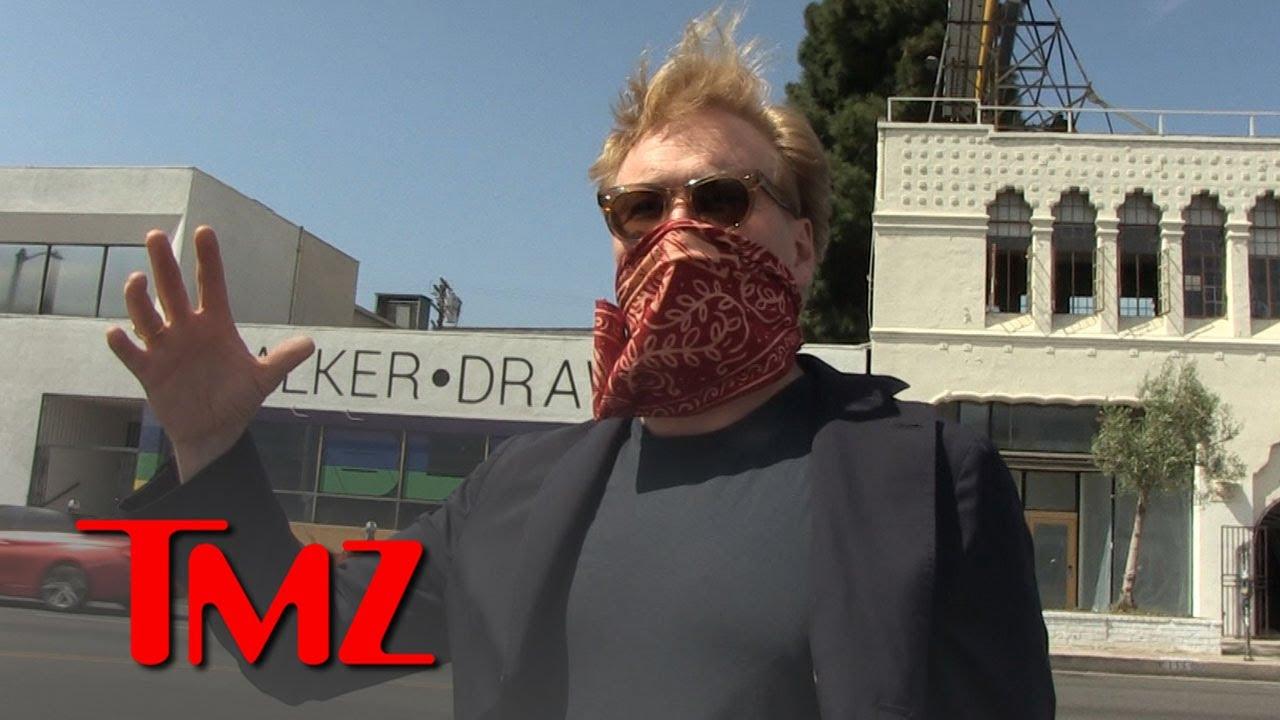 Conan O'Brien Says Give Elon Musk a Shot at Hosting 'SNL' | TMZ