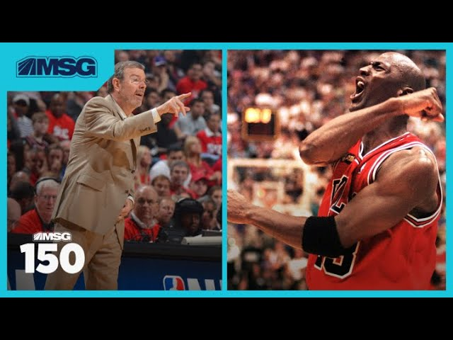 Could Michael Jordan & Bulls Have Won A 7th Title? P. J. Carlesimo Thinks So   The MSG 150