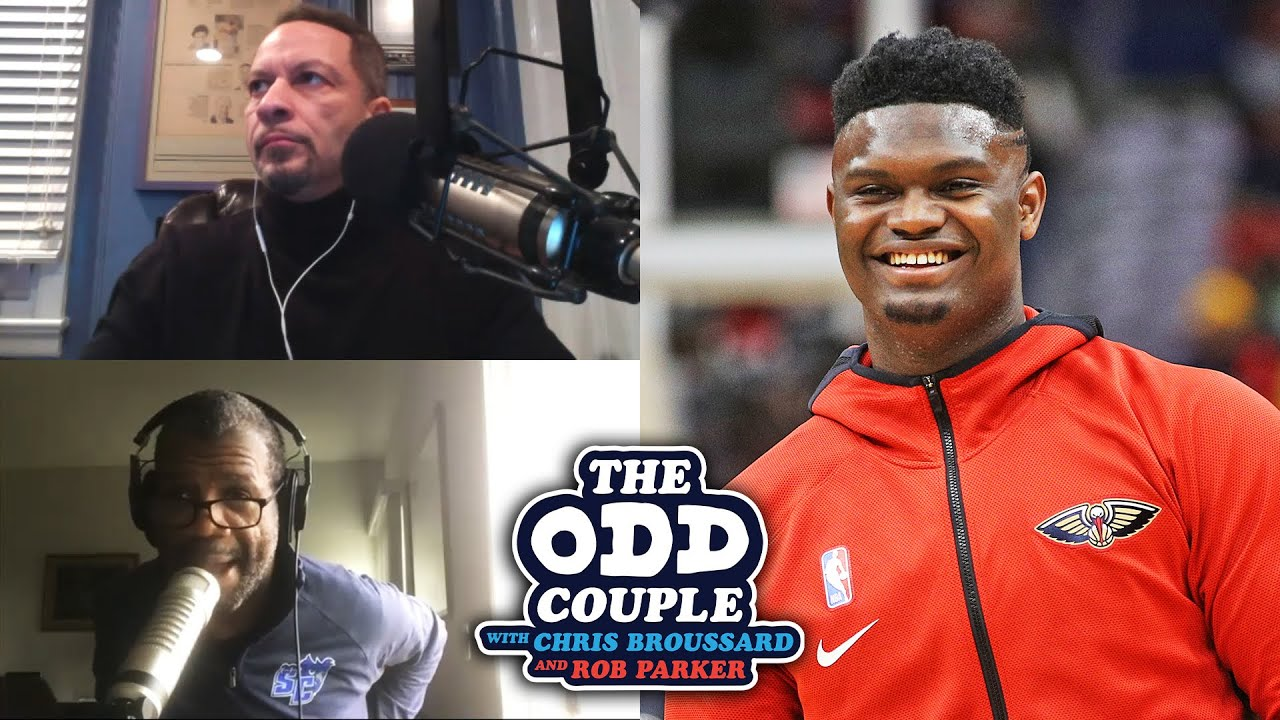 Could Zion Williamson Turn Down the Max to Play in New York? | THE ODD COUPLE