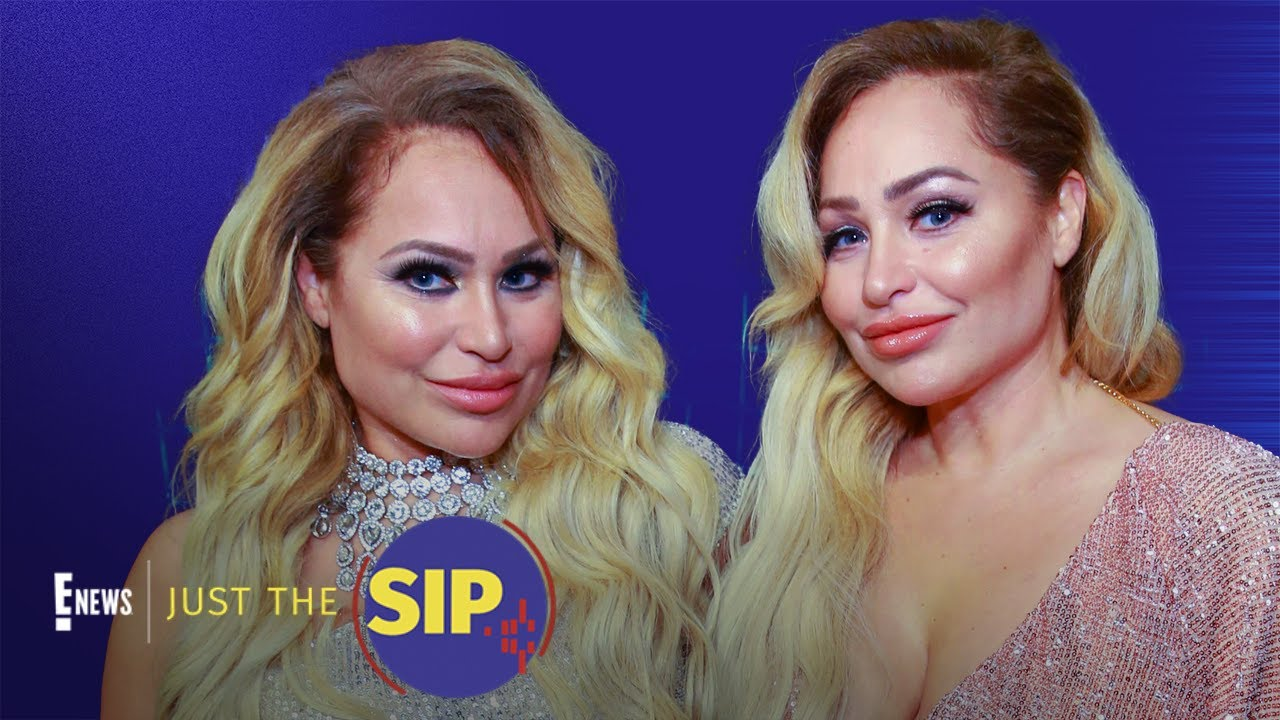Darcey & Stacey's Twintuition, Scandals & Love Lives | Just The Sip | E! News
