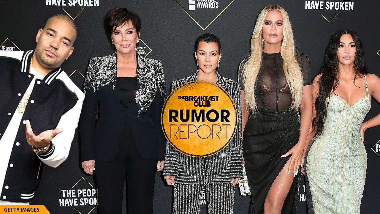 DJ Envy Spills All The Tea On The Kardashian Family