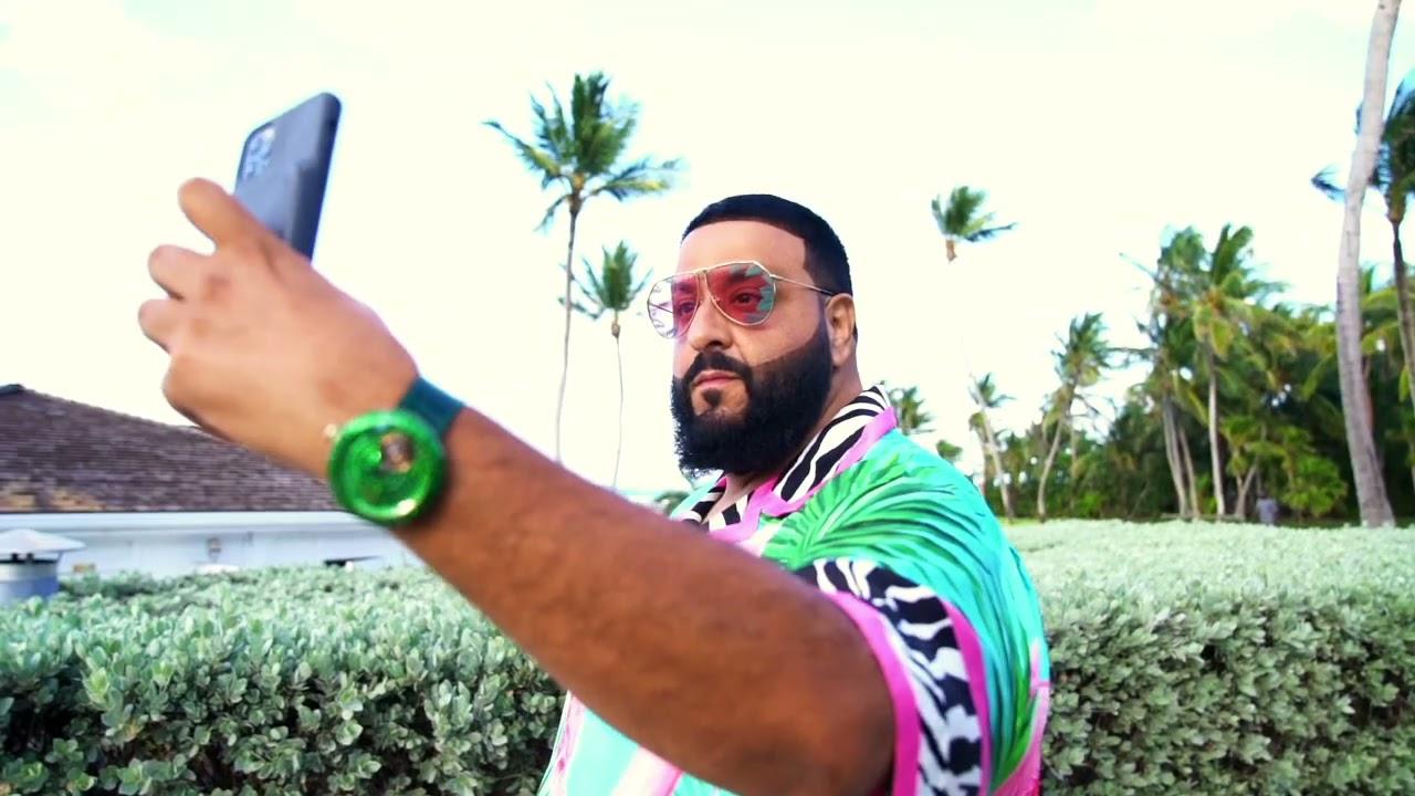 DJ Khaled ft. Justin Bieber & 21 Savage – LET IT GO (KHALED KHALED ALBUM COVER SHOOT)